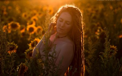 Wildblumen – Boudoir – Session