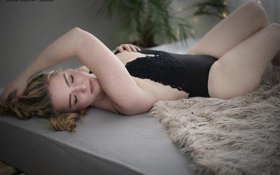 Christianes Dessous Fotoshooting